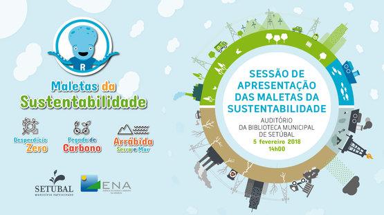 Sessão de apresentação das Maletas da Sustentabilidade