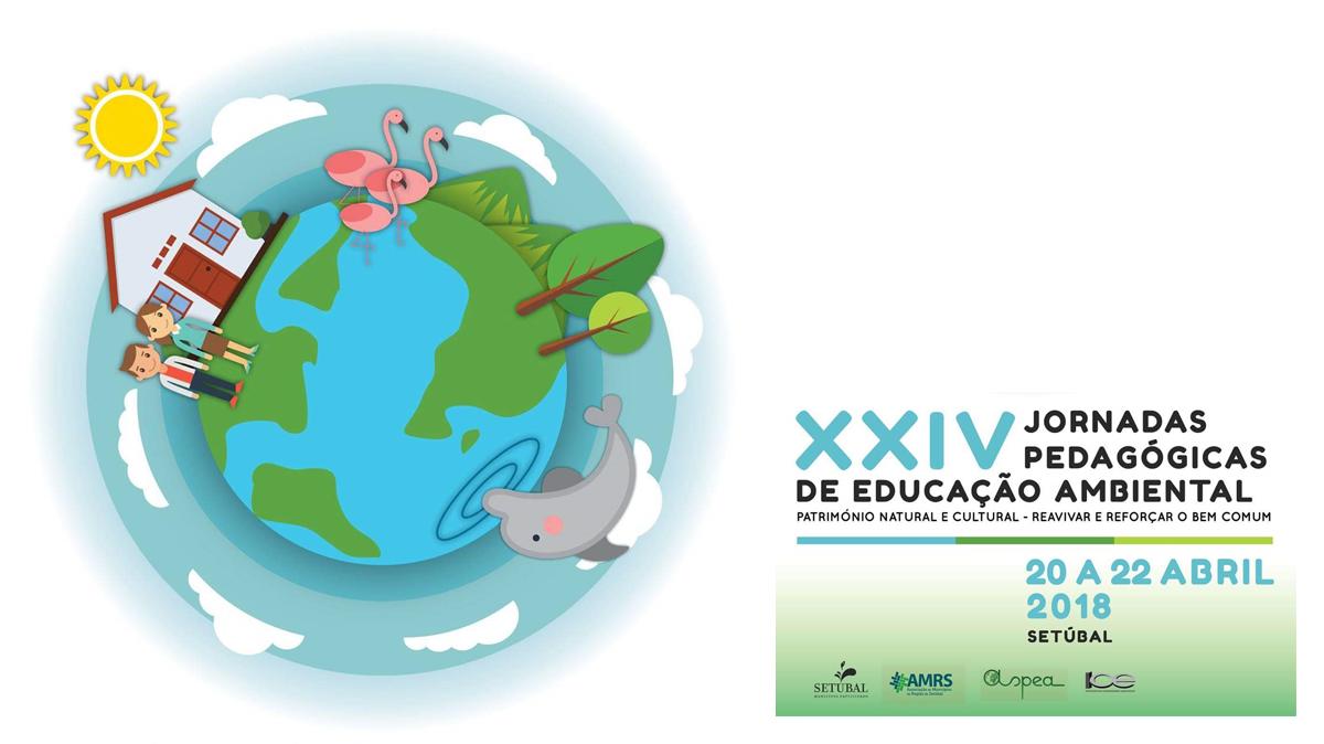 XXIV Jornadas Pedagógicas de Educação Ambiental