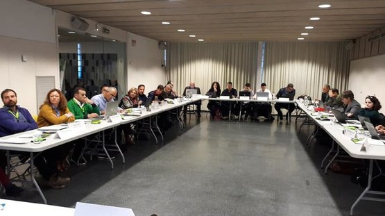 Participação da ENA na 5ª reunião do Consórcio do projeto COMPOSE