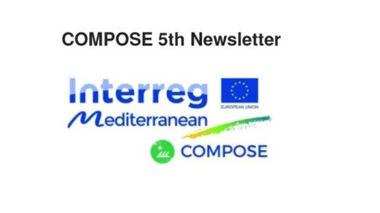 Já disponível a Newsletter Nº5 do Projeto COMPOSE