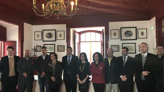 Os novos órgãos sociais da ENA tomam posse para o período 2019-2022