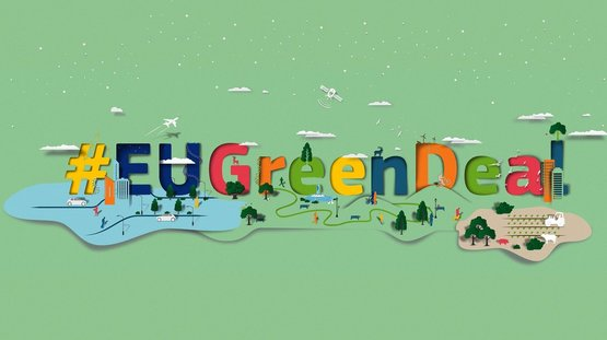 "A ENA acompanha o lançamento do Pacto Ecológico Europeu ""Green Deal"""