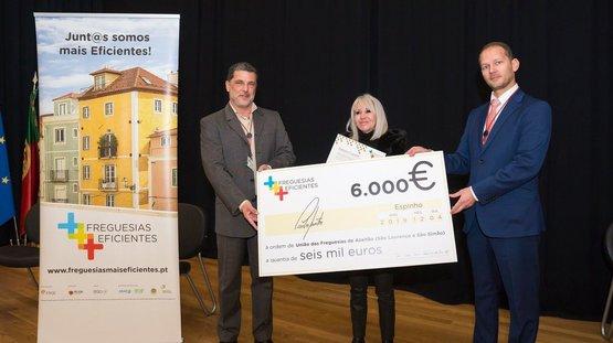 Três Freguesias do concelho de Setúbal, vencedoras no Concurso Freguesias + Eficientes promovido pelaRNAE.