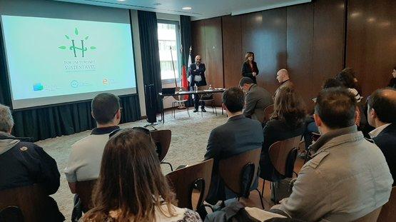 ENA e AHP apresentam as conclusões do projeto Por Um Turismo Sustentável à comunidade hoteleira