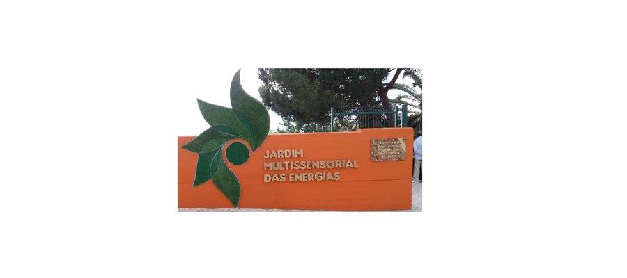 Jardim Multissensorial das Energias já abriu