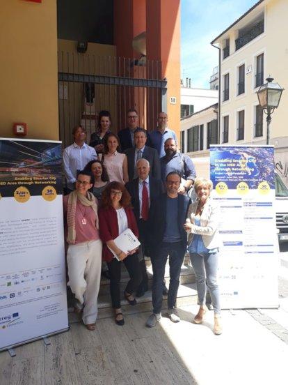 Participação da ENA em Workshop e Conferência do projeto ESMARTCITY