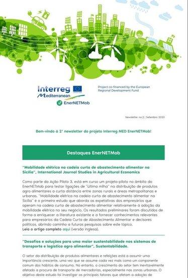 Mobilidade elétrica na região do Mediterrâneo: destaques, ações piloto e eventos