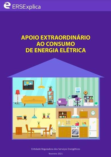 Regime de apoio extraordinário ao consumo de energia elétrica