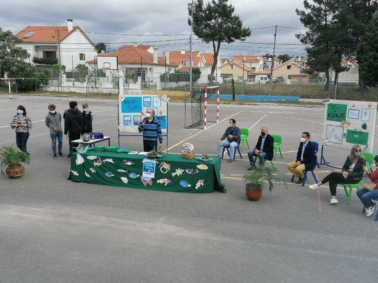 """Arranca o projeto """"100 dias sem plástico"""" no Agrupamento de Escolas da Quinta do Conde"""