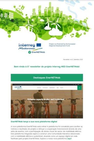 Toda a informação sobre a mobilidade elétrica na região do Mediterrâneo