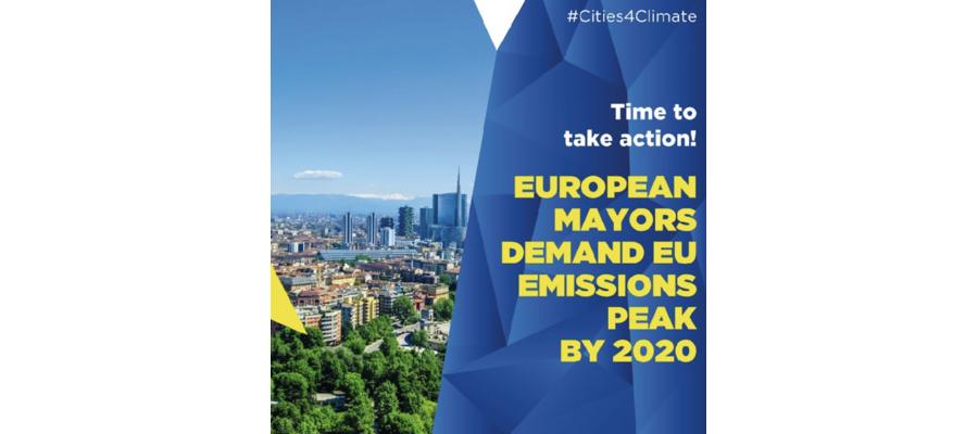 Os municípios de Setúbal, Palmela e Sesimbra unem-se a mais de 200 câmaras municipais europeias para exigir ao Conselho Europeu metas climáticas mais ambiciosas até 2050